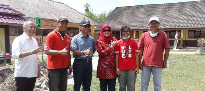Upacara Kemerdekaan Dirgahayu Ke-72 Republik Indonesia