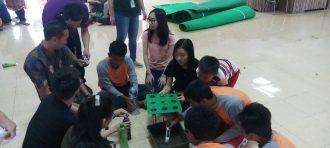 TFI – Program Pelatihan atau Peningkatan Ketrampilan di Lingkungan Koramil 03 GP